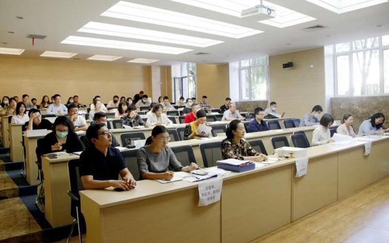 人事处组织召开2020年上半年新教师入职报到会